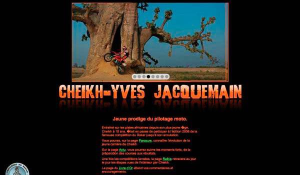 cheikh-yves.com