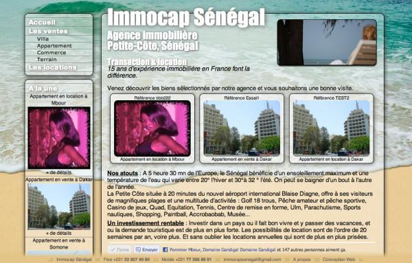 immocap-senegal.com