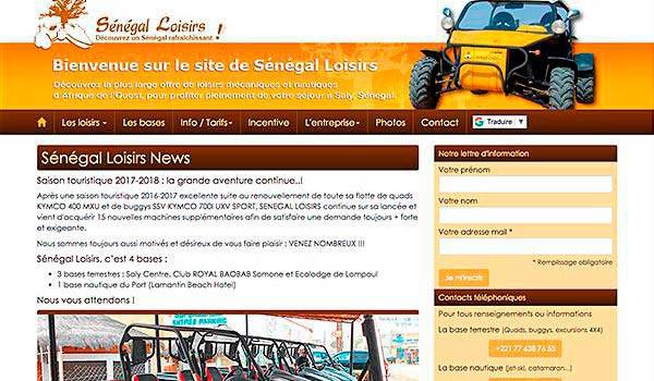 senegal-loisirs.com